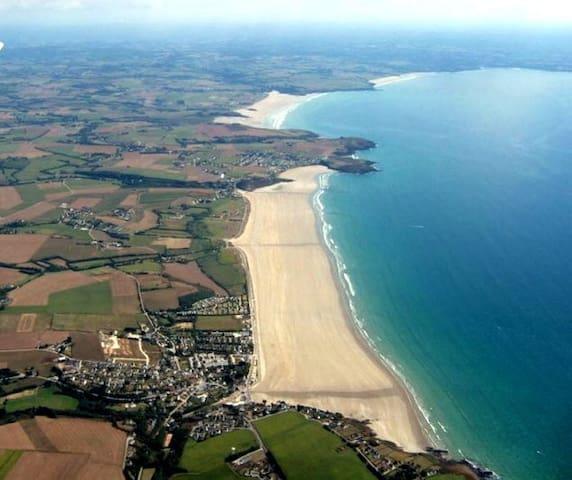 Bretagne, Finistère,Baie Douarnenez - Saint-Nic - Apartemen
