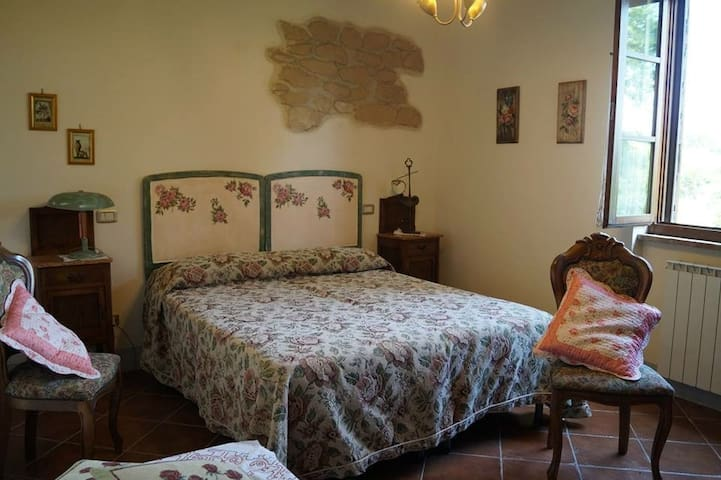 La Quercia-TwoRoom App in Farmhouse - Montiano - Apartment