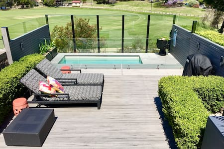 47 Stunning 4bdr Home. Harbour Bridge View & Pool