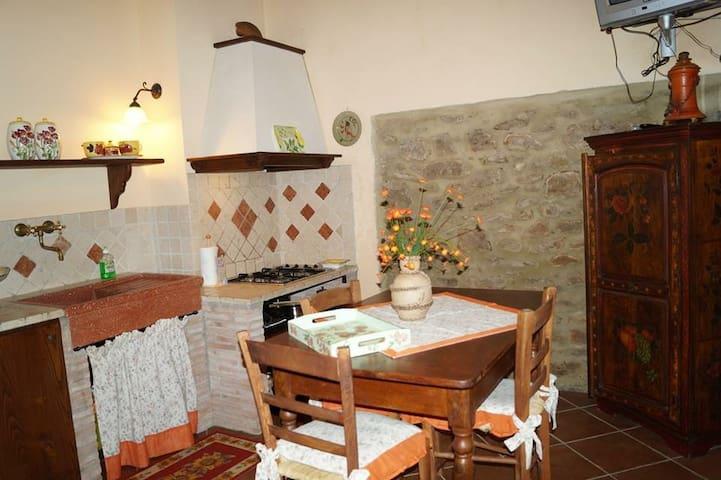 Melograno -TwoRoom App in Farmhouse - Montiano - Apartment