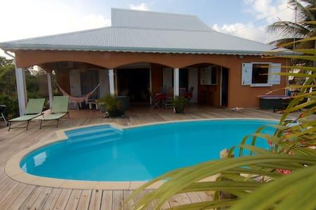 villa baobab guadeloupe - Sainte Anne