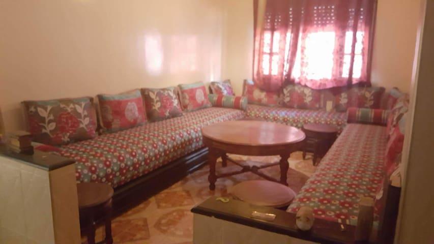 Appartement douillet à Casablanca - Casablanca - Appartement