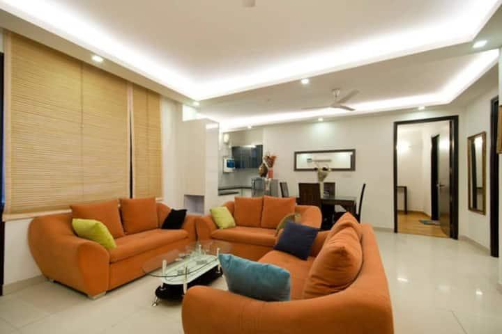 3BHK Accommodation Nr TivoliGarden Chatarpur Delhi