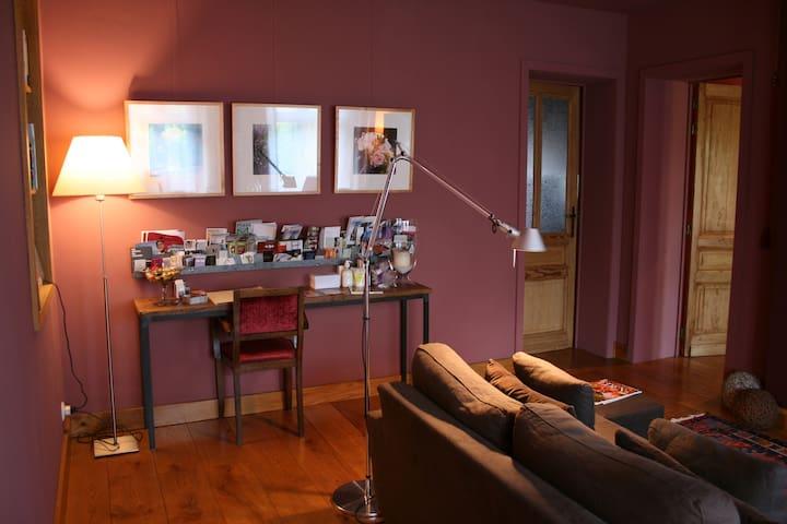 La Chambre d'à Côté- B&B- La Suite - Eghezée (Aische-en-Refail) - Bed & Breakfast