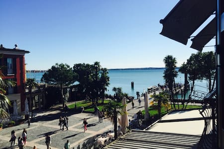 Le Rêve B&B - room for 3 old town - Sirmione