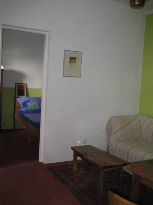 Inside Kaza Baixo