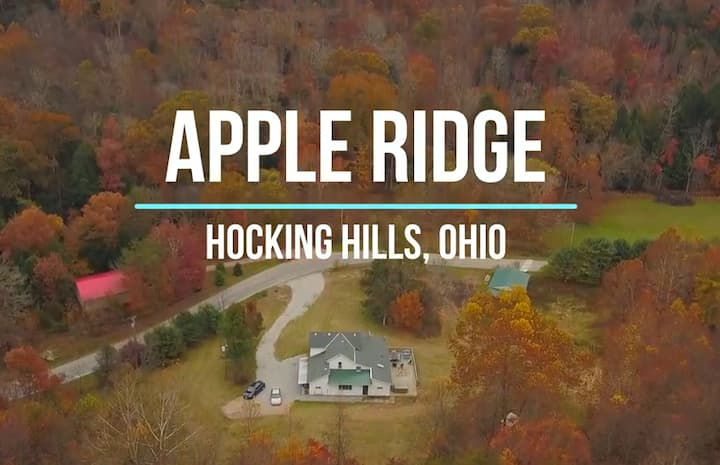Apple Ridge - 1mile to parks -  Game Room