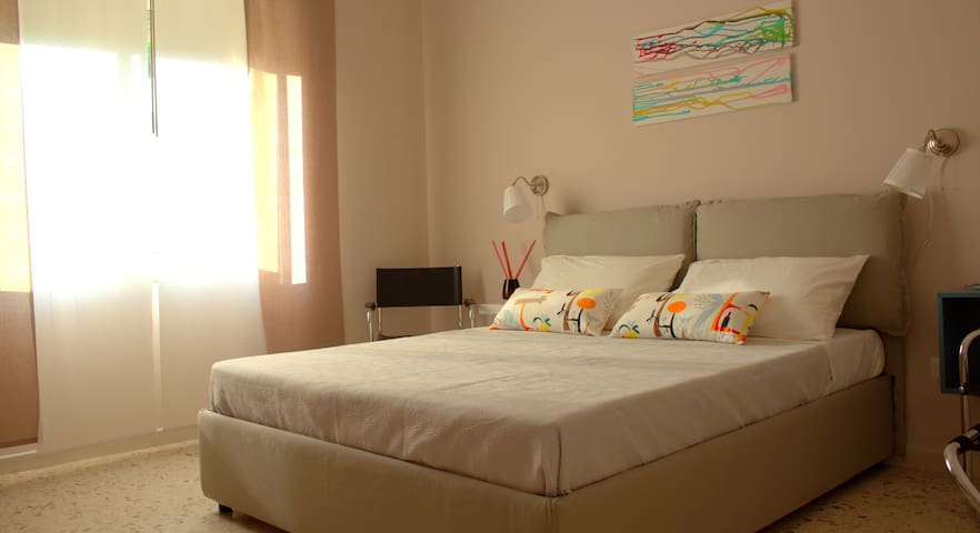B&B NotaRosa - camera matrimoniale - Pozzuoli - Bed & Breakfast