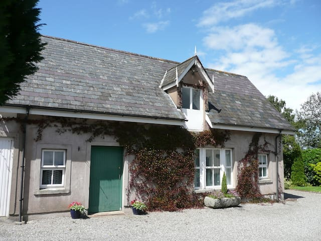Moss Cottage self-catering cottage - Bunclody - Talo