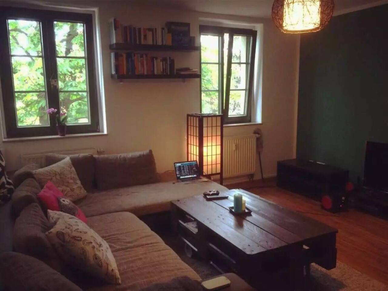 Fancy and cozy flat in Neustadt