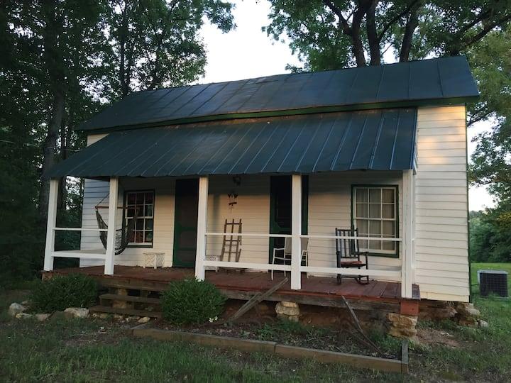 Rustic Historic Farm House