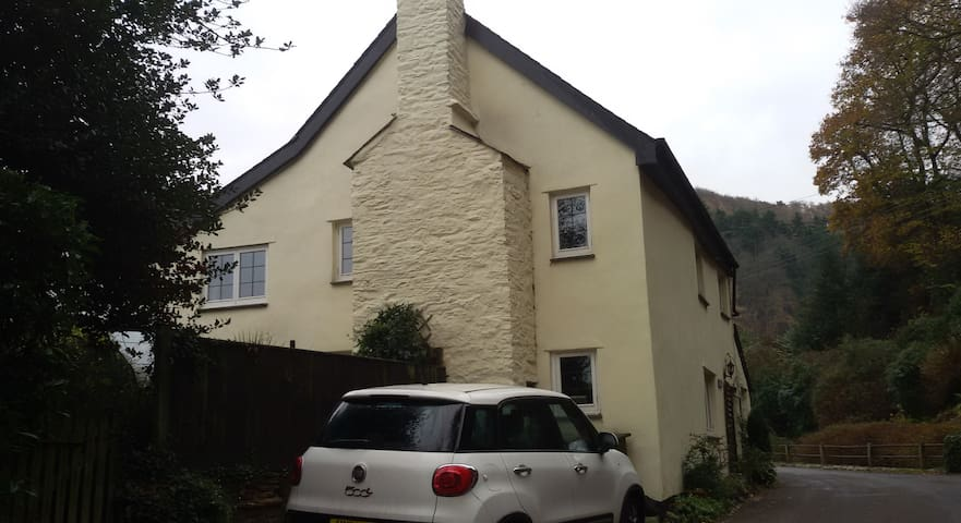 Cottage in Hawkcombe, Porlock - Porlock - 獨棟