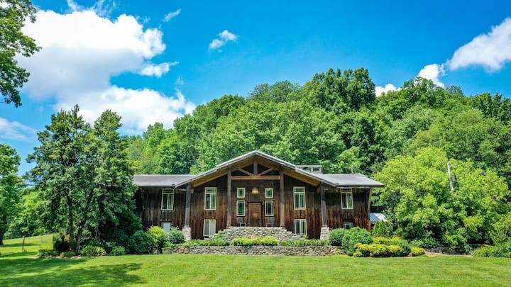 Cascade Hollow Lodge Families, Groups, Retreats