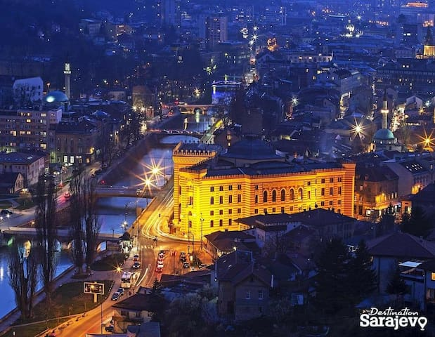 Apartman Islamovic Sarajevo
