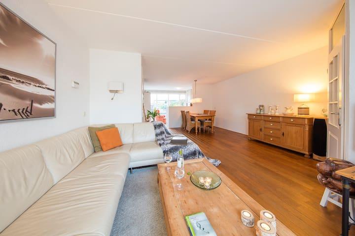 5 persoons comfortabele privehuis - Katwijk aan Zee - Hus