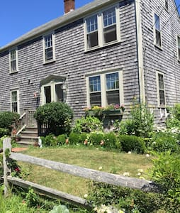 Nantucket town 2bd 1 1/2ba private - Nantucket - 公寓