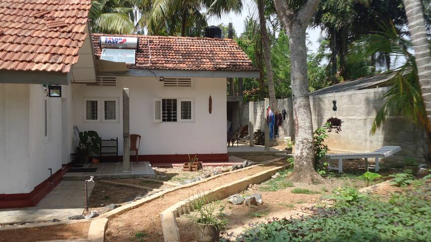Bandhusena Budget Apartment - Mirissa - Appartement