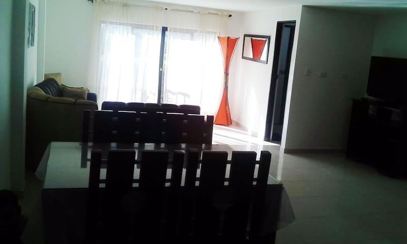 Apto. bien ubicado para visitar Eje Cafetero - Montenegro - Apartament