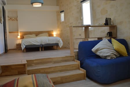 Great room in centre Saint Emilion - Bed & Breakfast