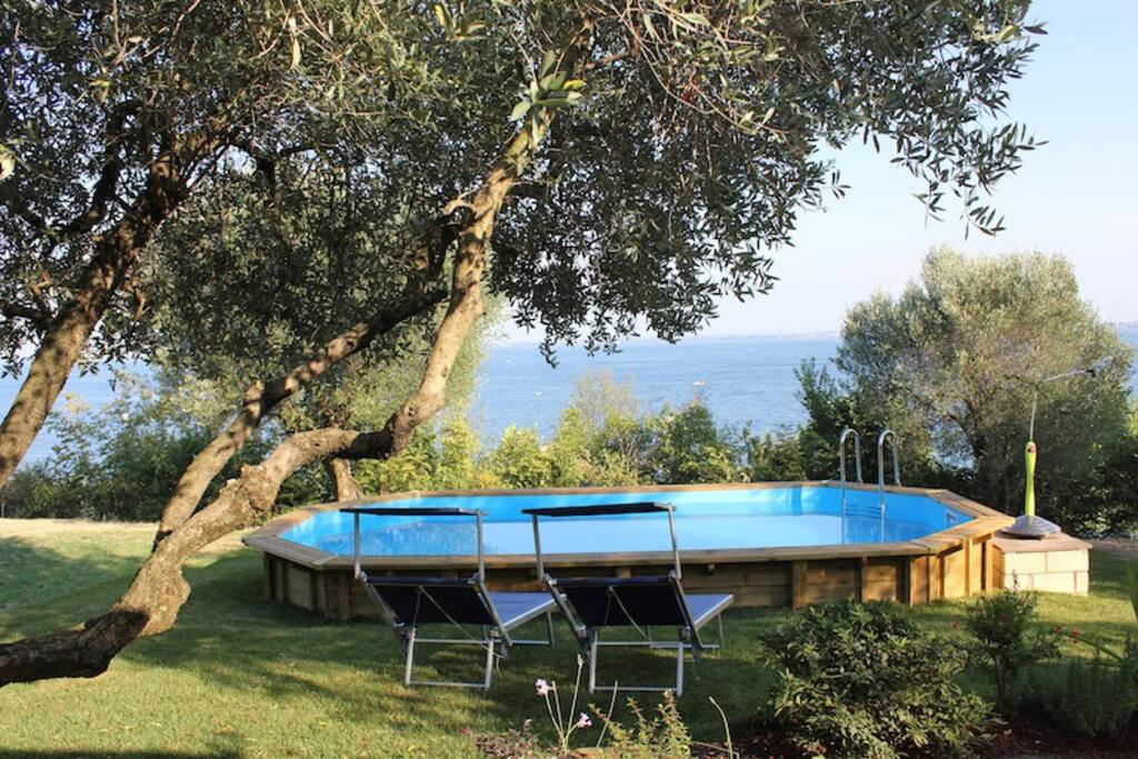 Relax Pool and view