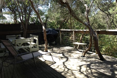 A home among the tea trees of Blairgowrie - Blairgowrie