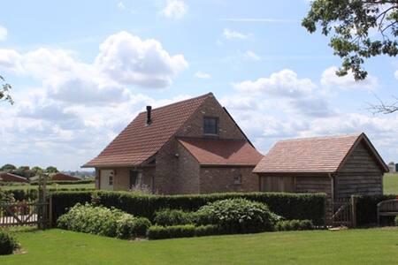 Holiday cottage 't Ligt ter Velde dir. Bruges