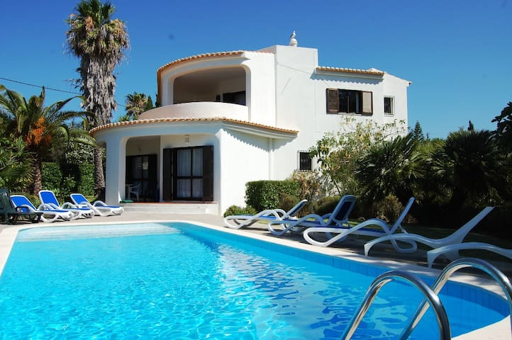 3 Bed Villa With Pool, Carvoeiro - Carvoeiro - Haus
