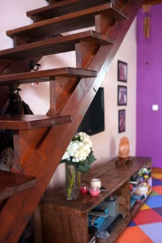 Fatima´s Attic Room - Ponta Delgada - Huis
