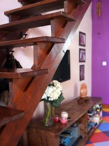 Fatima´s Attic Room - Ponta Delgada - Haus