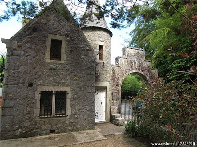 A Castle in the Country - Woodenbridge - Castle