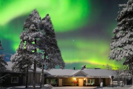 Arctic Aurora Apartment, loft