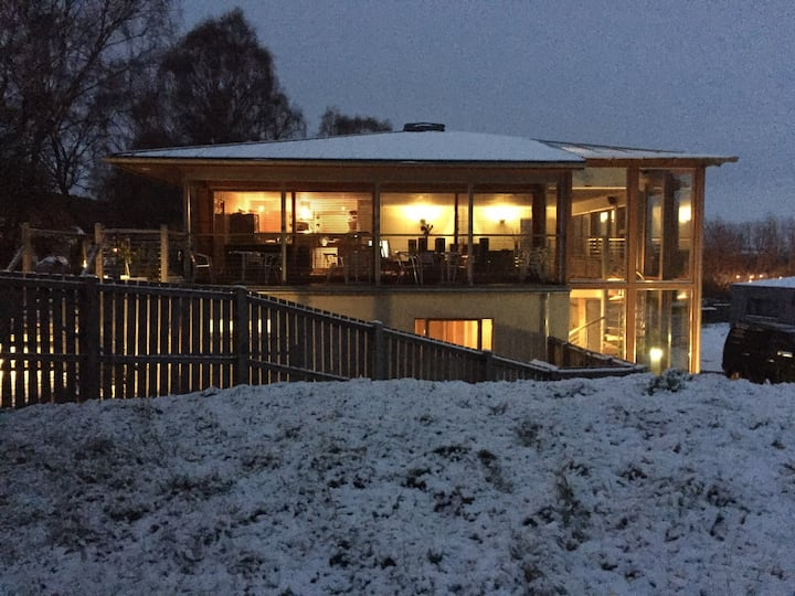 Stunning Aviemore House with Hot Tub and Sauna
