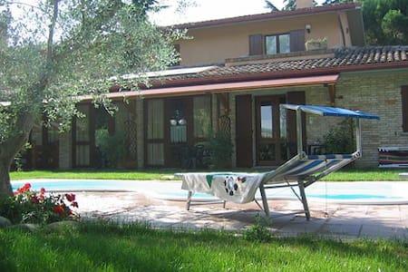 Appartamento in campagna e piscina 2+2 posti letto - Apartemen