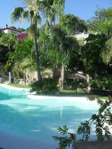 Fabulous house in tropical oasis. - Almuñécar - House