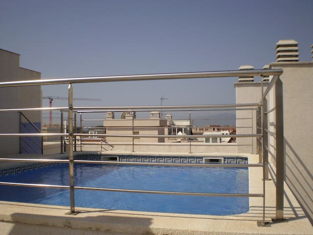 Apartamento luminoso y semi-nuevo - Cambrils - Apartment