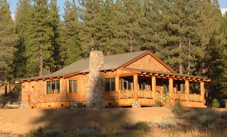 Creekside Cabin at Grizzly Ranch - Portola - Cabane