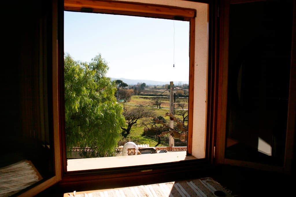 bedroom vistas