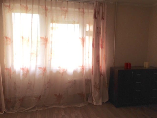 Nice flat in the Moscow outskirts - Moskau - Wohnung