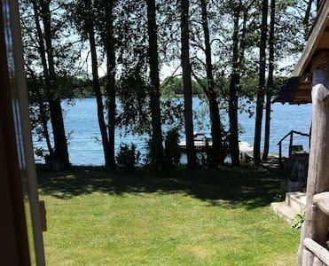 Lake Chalet 18 km from Druskininkai - Lazdijai District Municipality