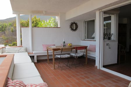 Cadaques, spacious apt. - sea view! Wifi/parking. - 카다케스