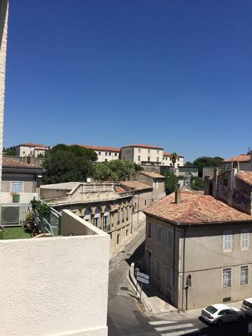 Beau 2 Pièces Contemporain Quartier Faculté Vauban - Nîmes - Apartament