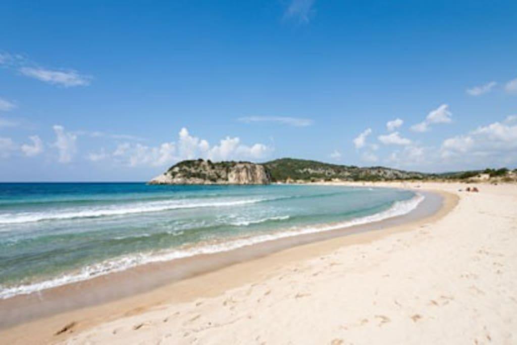 Messinia Beaches