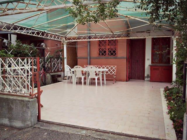 Appartamento centrale con giardino - Campomarino Lido - Apartament