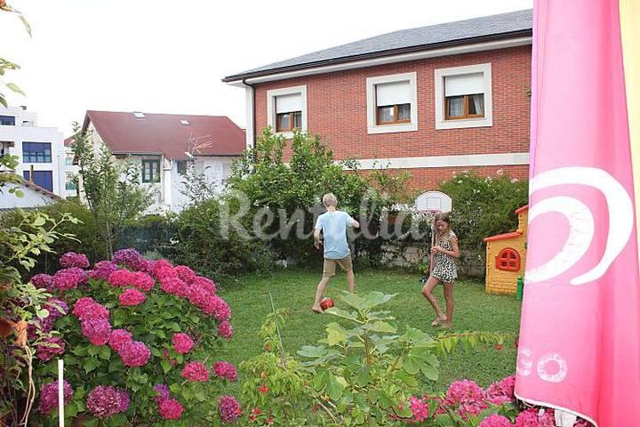 Un jardin en Santander - Astillero