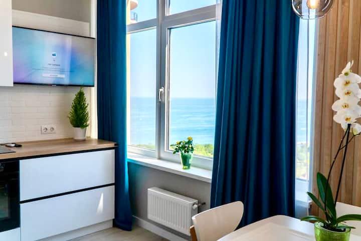 SeaView apartaments | Arcadia | 300m from Sea