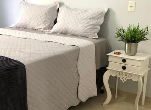 Casa da Iná ,Conforto e ótima localização .