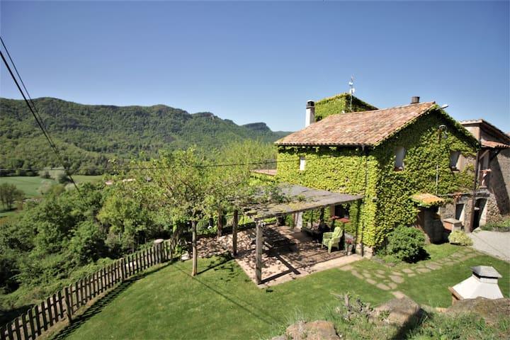 Preciosa casa rural a 5 minutos de la Fageda