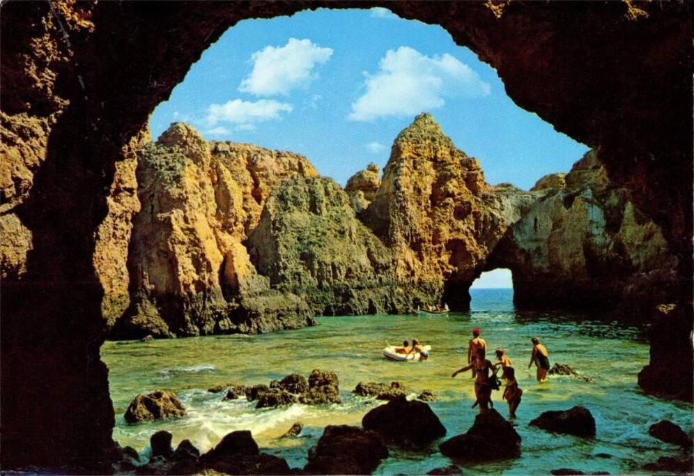 Grotto Ponta da Piedade