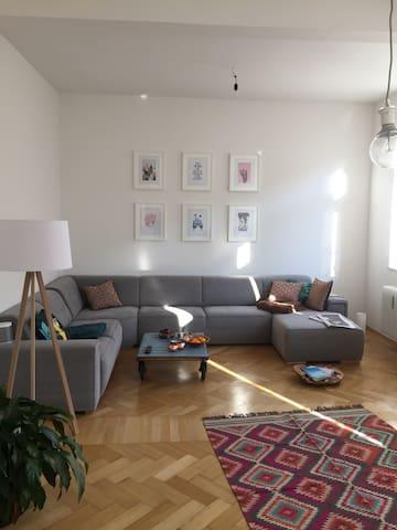 Schöne Altbauwohnung/perfekte Lage