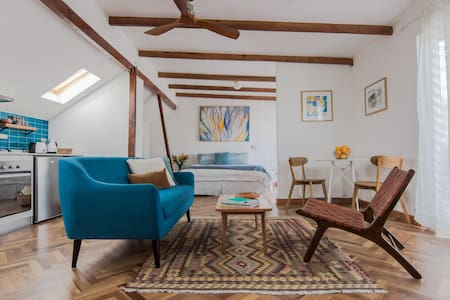 Beautiful loft in Providencia